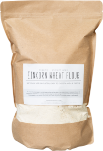 Einkorn Wheat Flour