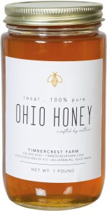 Ohio Raw Honey