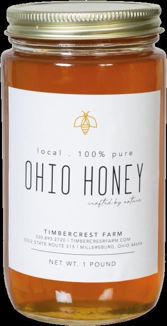 Ohio Raw Honey